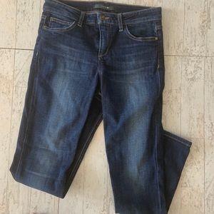 Joe's Jeans Skinny Ankle Dark Wash Sz 28